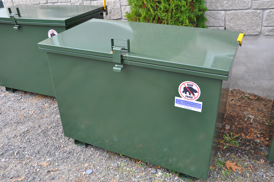Bear Proof Garbage Bin 48inch