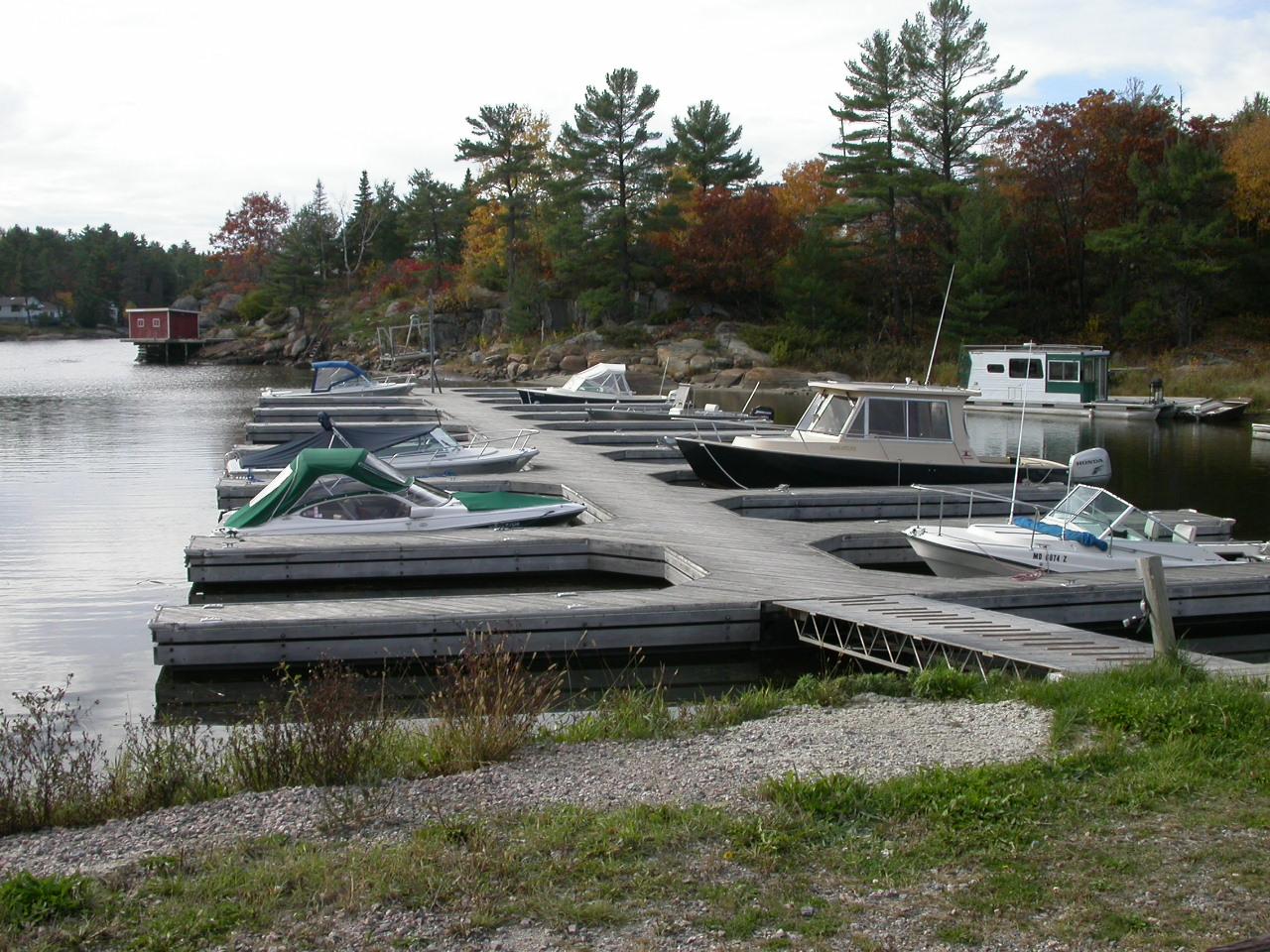 Boat docks for sale ontario for Boat lift motors near me